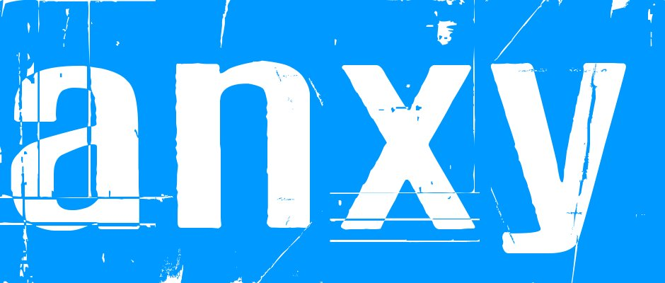 Anxy tickets (Copyright © Ticketmaster)