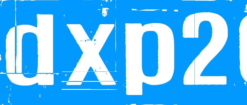 Dxp2020 tickets at 212786